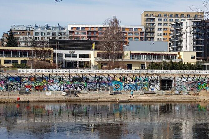 "Private Bike Tour ""Along River Neris"""