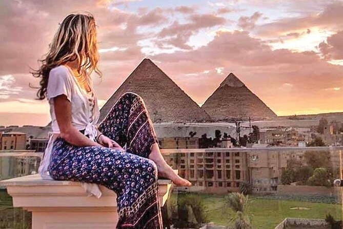 Private Full day tour Cairo from Sharm El Sheikh by round flight