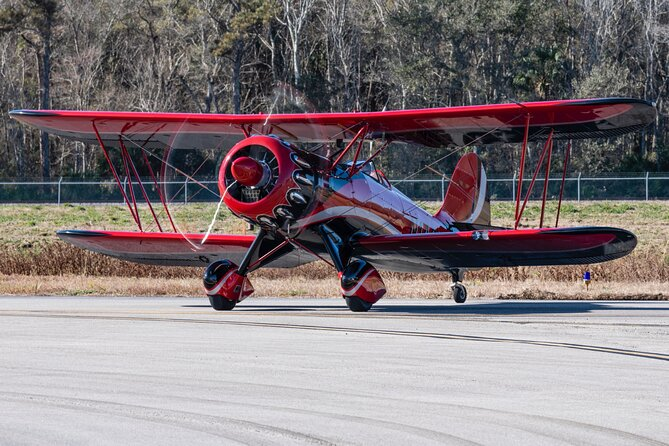 25 minute Biplane Tour in St. Augustine