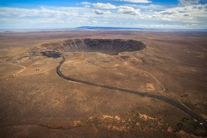 Day Tour in Northern Arizona Meteor Crater and Walnut Canyon From Phoenix