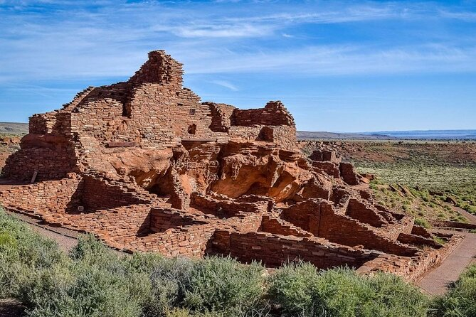 Wupatki and Sunset Crater National Monuments Tour from Phoenix