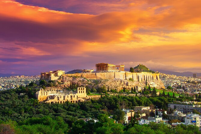 Athens Private Walking Tour Like A Local