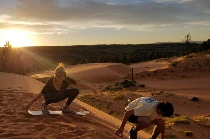 Sandboarding & Slot Canyon UTV Adventure (Private)