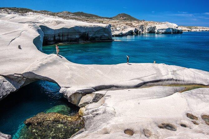 10 Day Greek Islands Hopping, Crete, Santorini, Milos from Athens