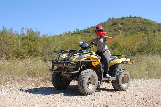 Buggy and Quad Safari Adventure from Alanya