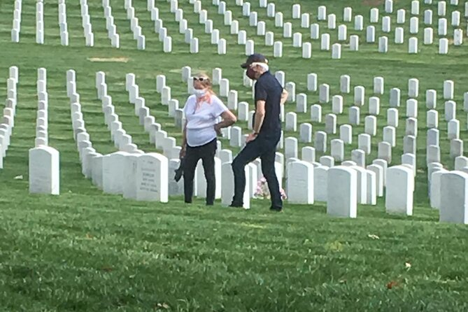 Private 2-Hour Arlington Cemetery Guided Walking Tour