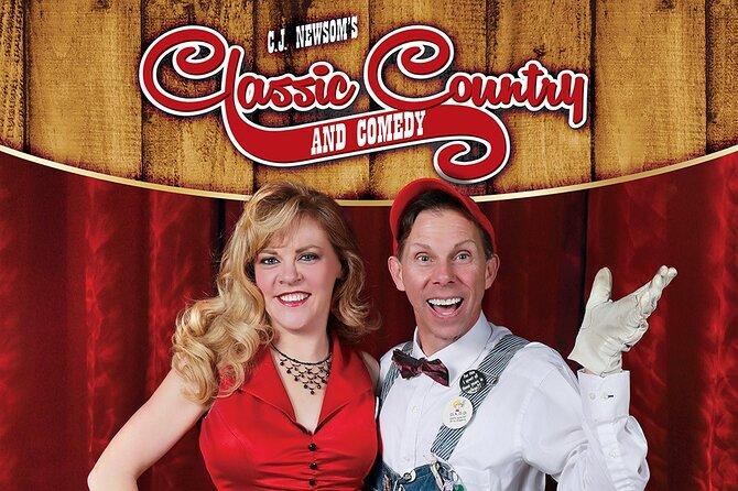 CJ Newsom's Classic Country & Comedy
