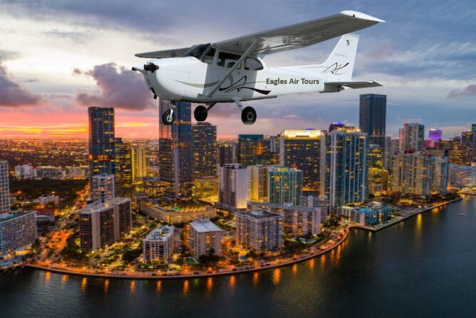 Private Exotic Sunset Air Tour 45 Minutes