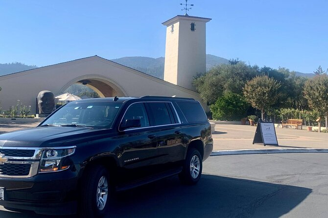 8 Hours Wine Country Private Tours in Napa Valley Or Sonoma up to 6 Guests
