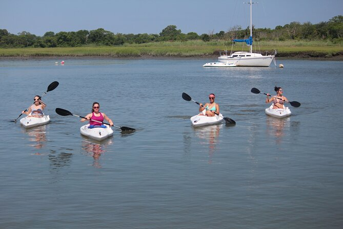2-Hour Rental of a Single Kayak in Cape May