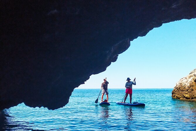 SUP and Snorkeling Experience in Kardamyli