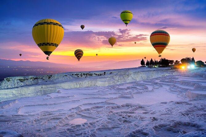 Low Cost Pamukkale Hot Air Balloon Flight