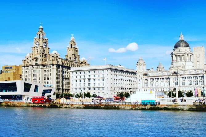 A Walk Through Time: History of Liverpool Walking Tour
