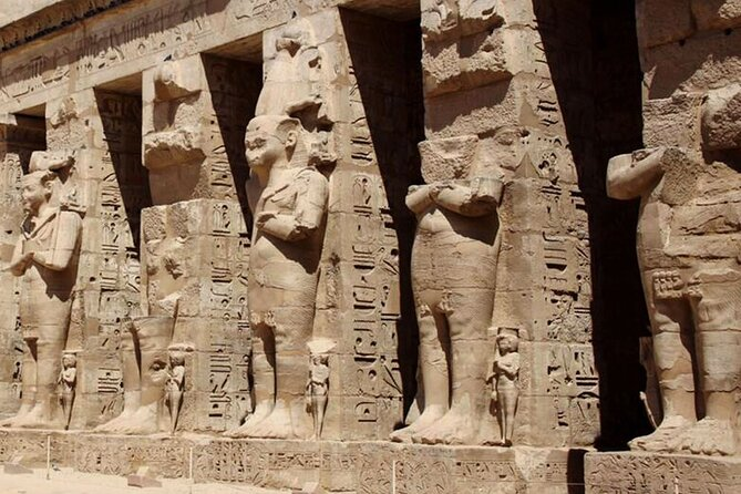 From the Red Sea: Private Day Tour to Luxor