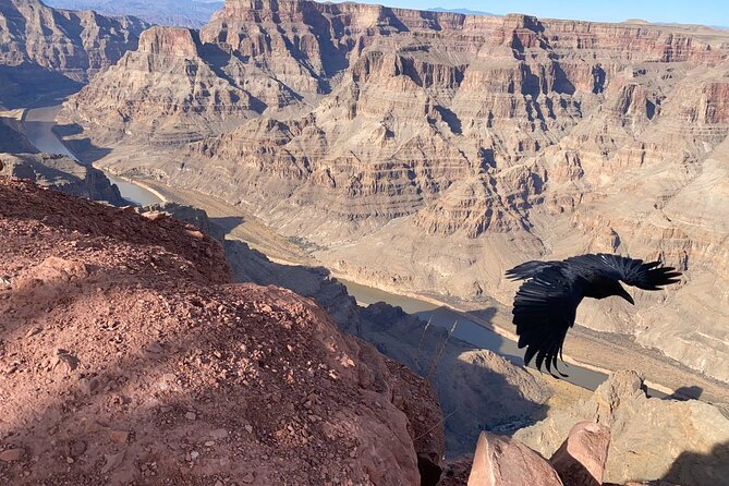 Small Group Tour of Grand Canyon West and Hoover Dam from Las Vegas