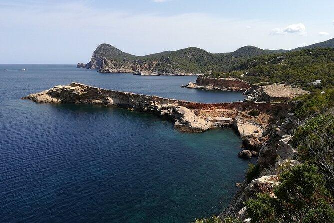 Hike and Boat Westcoast Tour of Ibiza