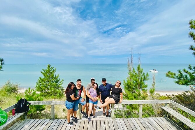 Pinery Provincial Park Hike and Beach Day Tour from Toronto