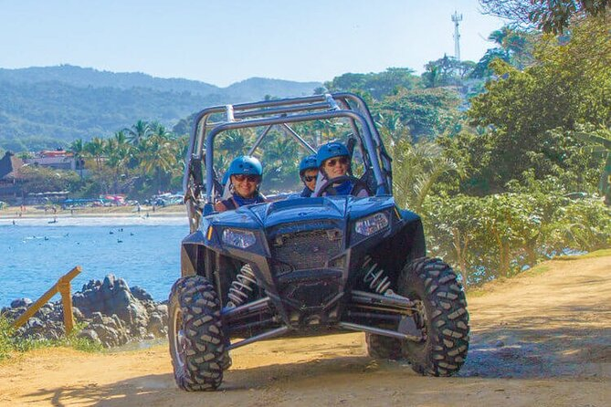 Extreme Jungle and Beach Tour By RZR in Sayulita
