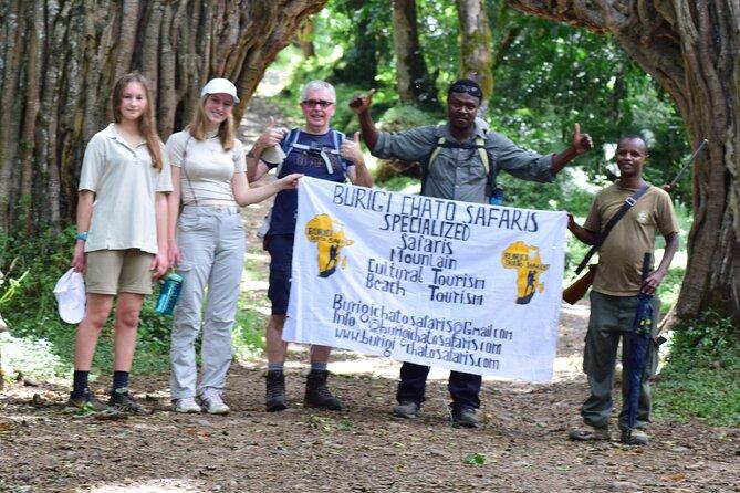 4 Days Mount Meru Climbing | Hiking |Trekking Tour-with-Burigi Chato Safaris LTD