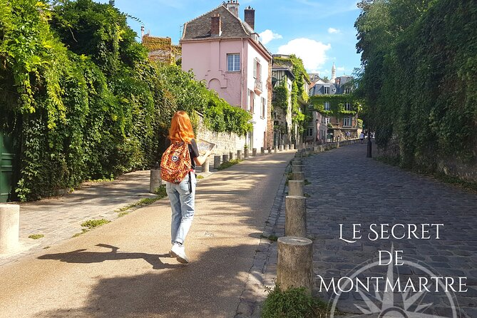 Montmartre's Secret - Outdoor Escape Game / Historical Treasure Hunt