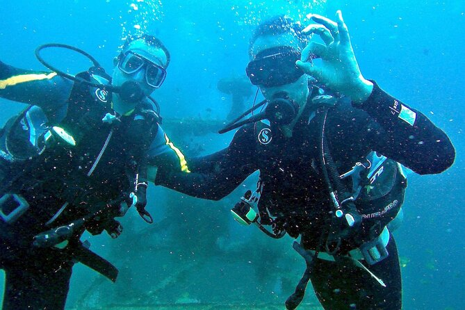 Pula Discover Scuba Diving Package