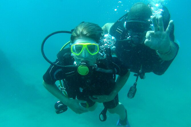 PADI/SSI Open Water Diver Course