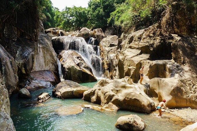 Motorbike Day Trip To Ba Ho Waterfall