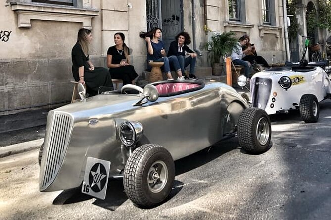 Hot Rod Fun Bucharest