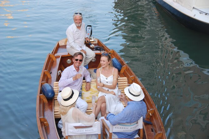 4 Hour Venetian Lagoon Tour on the traditional wooden boat with electric engine