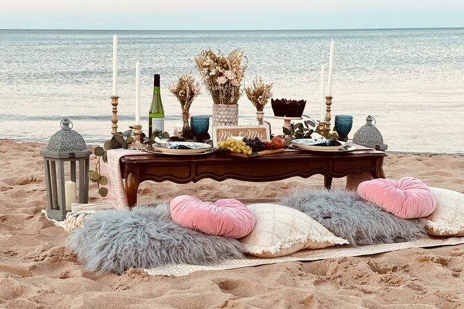 Romantic City Picnic for Two