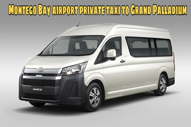 Private Transfers from Montego Bay Airport to Grand Palladium