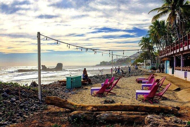 El Salvador StopOver Tour: El Tunco Beach Relaxing Visit