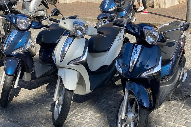 Full Day Scooter Tour of the Amalfi Coast