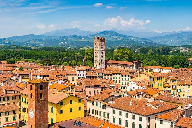 Full-Day Pisa and Lucca Day Trip from Montecatini