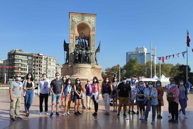 Taksim to Galata Full-Day Walking Tour in Istanbul