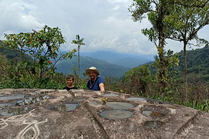 Mysterious Chiviaza, Waterfalls and Petroglyphs Tour in the amazon region.