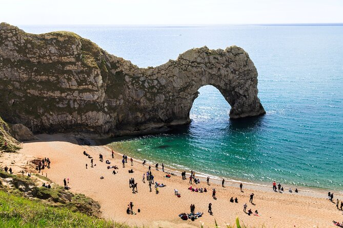 Jurassic Coast: Lulworth Cove and Durdle Door half day trip