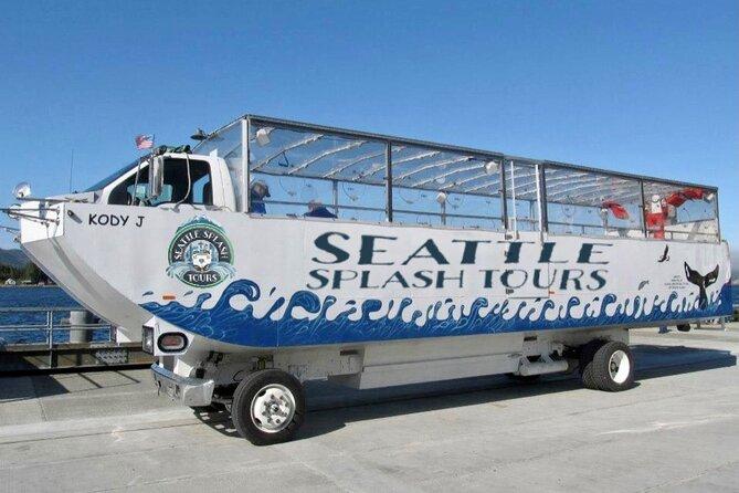 Seattle Splash Tours