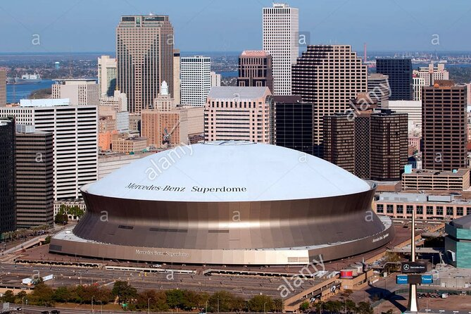 Henley's Private Tours - Private Driving City Tour of New Orleans