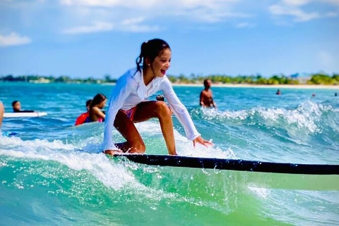 Beginner Surf Lesson (Carolina)