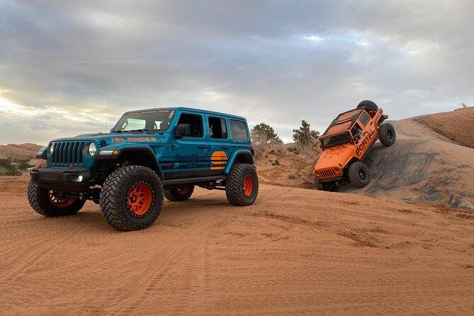 Private U-Drive Jeep Tour of Hells Revenge