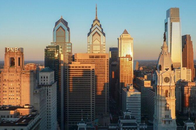 Private Full-Day Philadelphia Tour from Manhattan