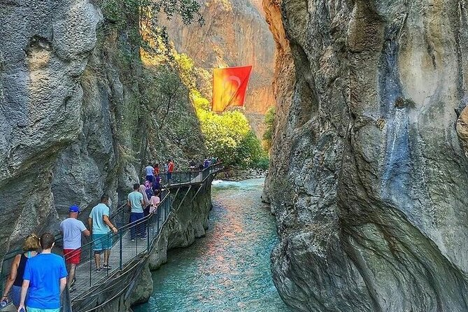 Fethiye & Ölüdeniz & Saklıkent Canyon