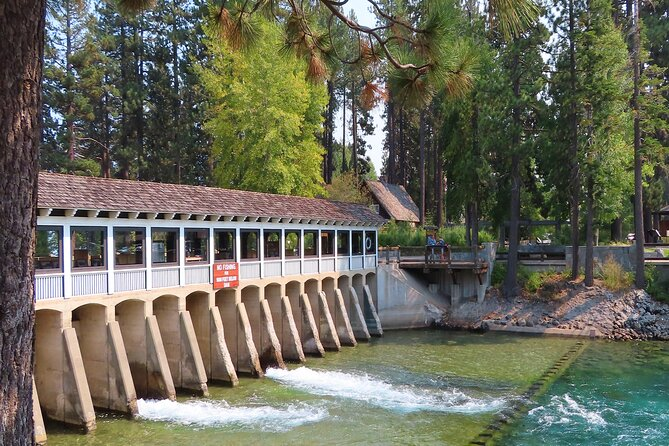 Driving Lake Tahoe: A Self-Guided Audio Tour From Tahoe City to Incline Village