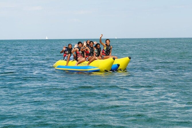 Banana Boat Ride Dewey Beach