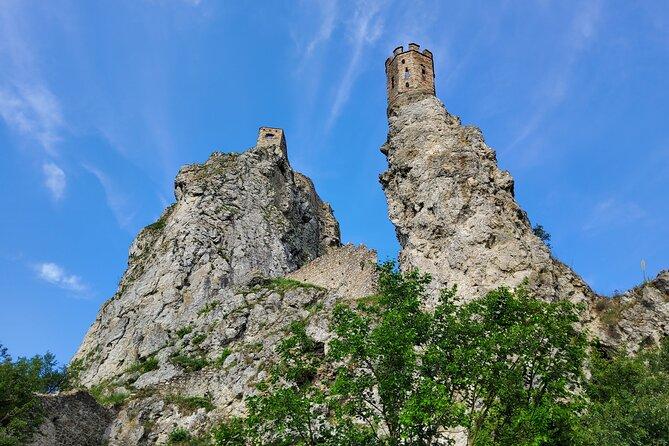 Devin Castle and Bratislava Castle Tour