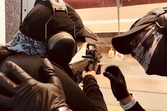 Sandbox -Shooting Range Package