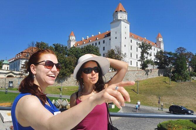 Bratislava City and Castle Tour