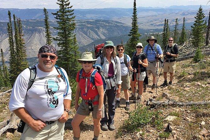 Bunsen Peak Day Hike Tour