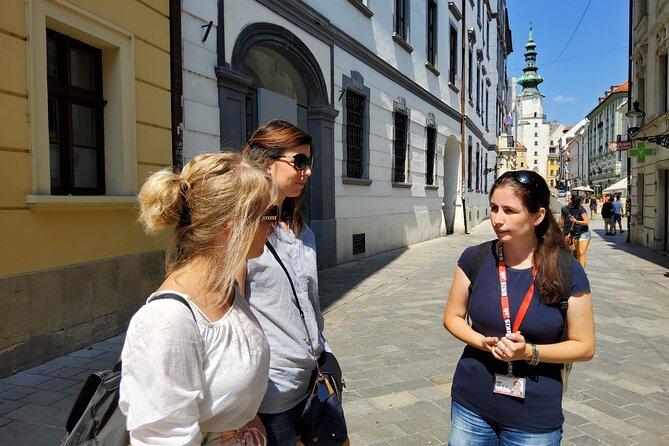 Bratislava Old Town Walking Tour